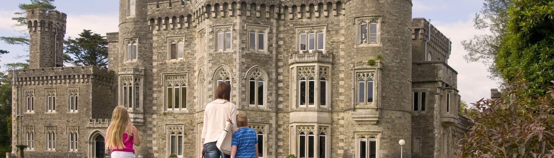 Englisch Familiensprachreise Wexford, Irland