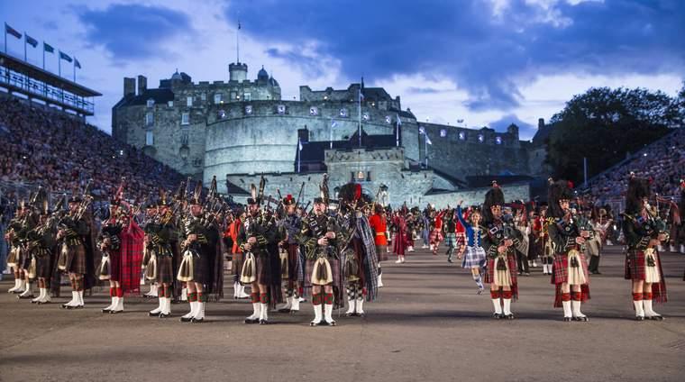 Englisch Familiensprachreise Edinburgh, Schottland