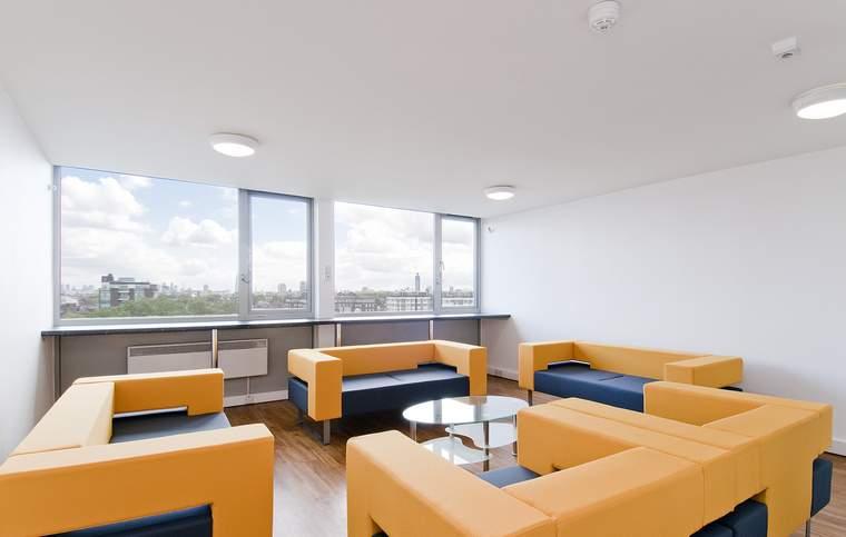Residencia escolar, Londres, Inglaterra