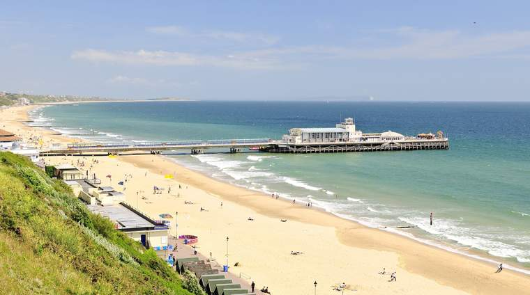 Englisch Familiensprachreise Bournemouth, England