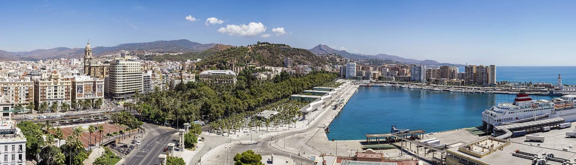 Spanisch Familiensprachreise Málaga, Spanien
