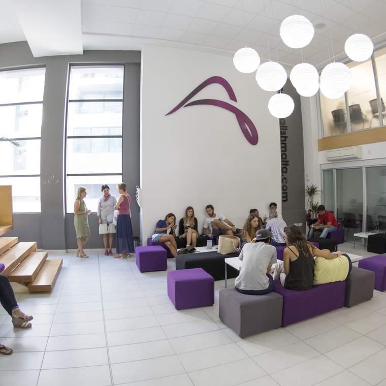 Englisch Sprachschule St. Julians, Malta