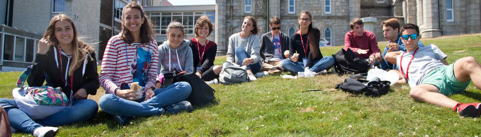 Englisch Schülersprachreise Dublin, Irland