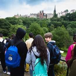 Inglese per bambini e ragazzi a Edimburgo