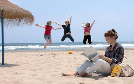 Spanisch Familiensprachreise Valencia, Spanien