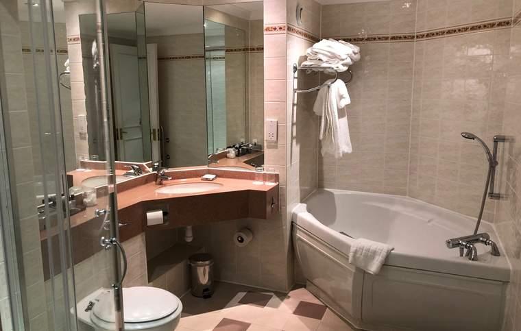 Dalmahoy Hotel, Edimburgo, Escocia