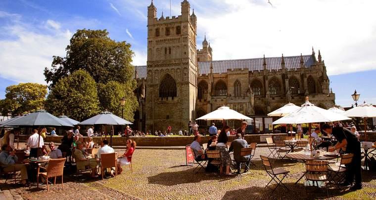 Englisch Schülersprachreise Exeter, England