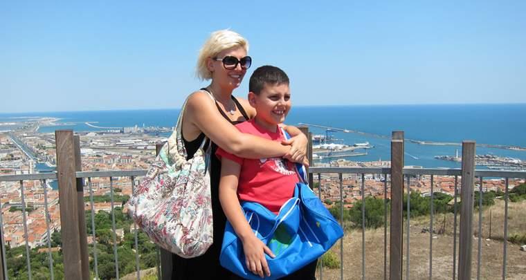 Französisch Familiensprachreise Montpellier, Frankreich