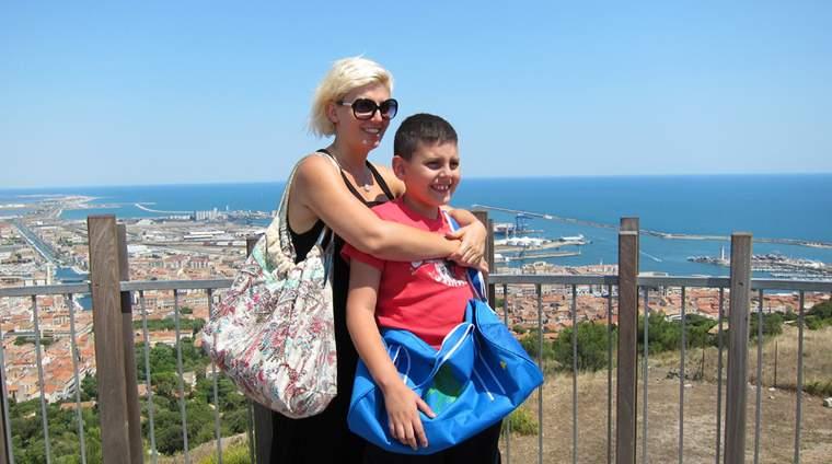 Programa de Francés para familias en Montpellier, Francia
