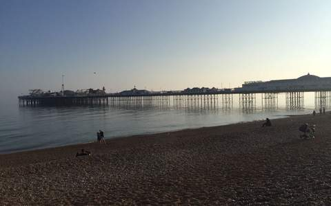 Familiensprachreise Brighton
