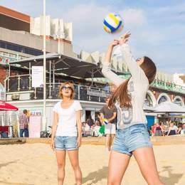 Schülersprachreisen Brighton/England