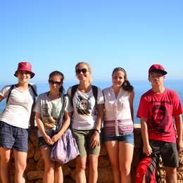 Familien Sprachreise Denia/Costa Blanca