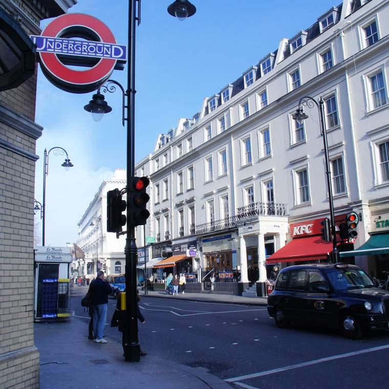 Englisch Sprachschule London, England