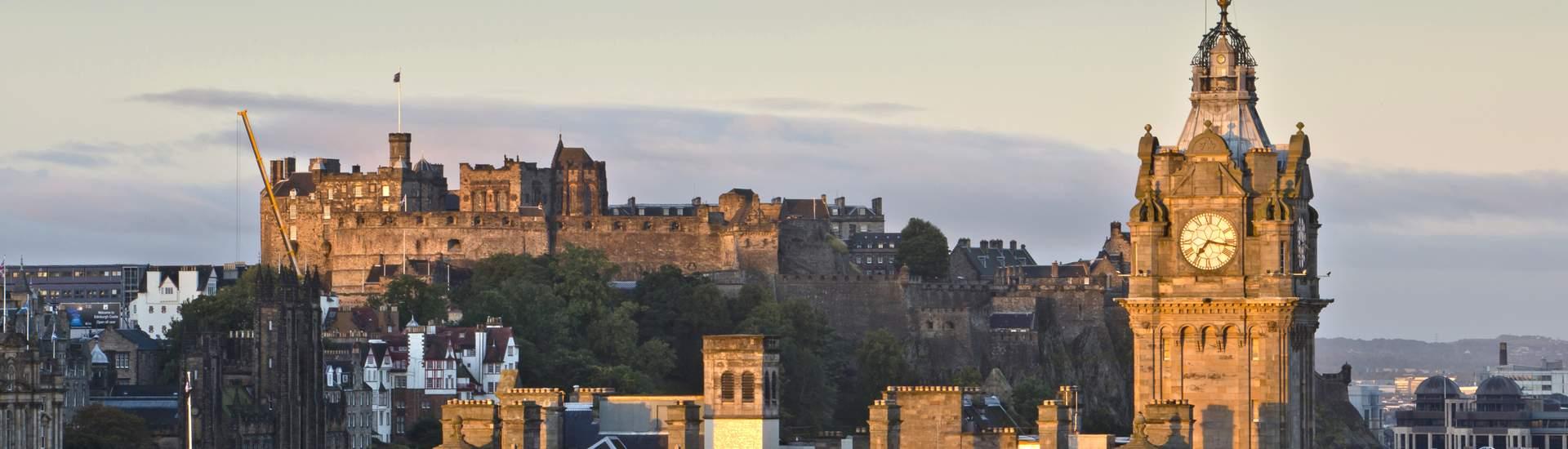 Viajes de Inglés en Familia a Edimburgo, Escocia