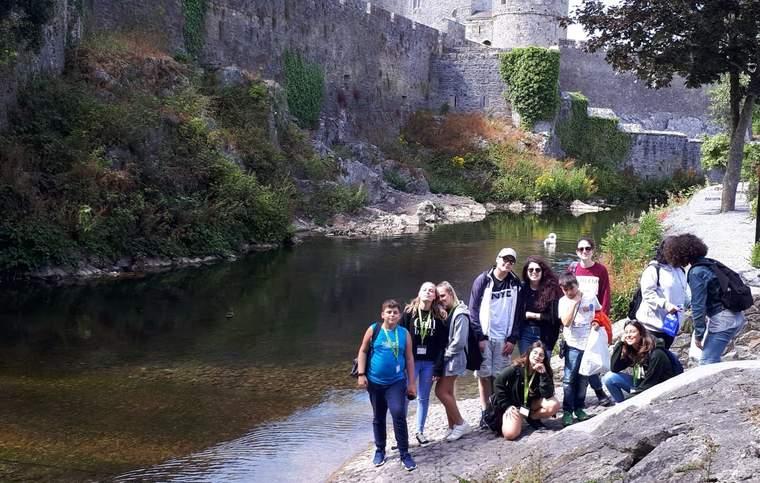 Englisch Sprachschule Cork, Irland