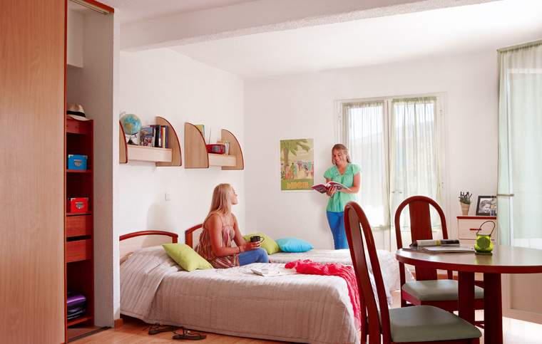 Residence scolastico ad Antibes, Francia