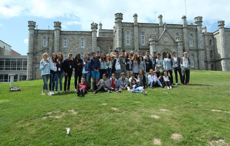 Englisch Sprachschule Dublin, Irland