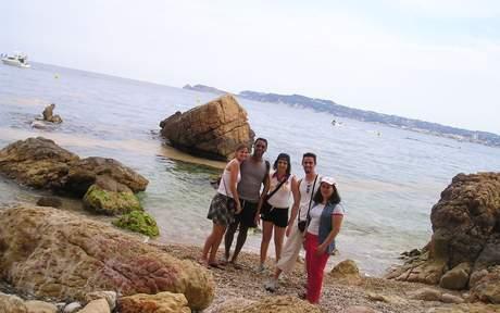 Vacanza-studio per famiglie Denia, Spagna