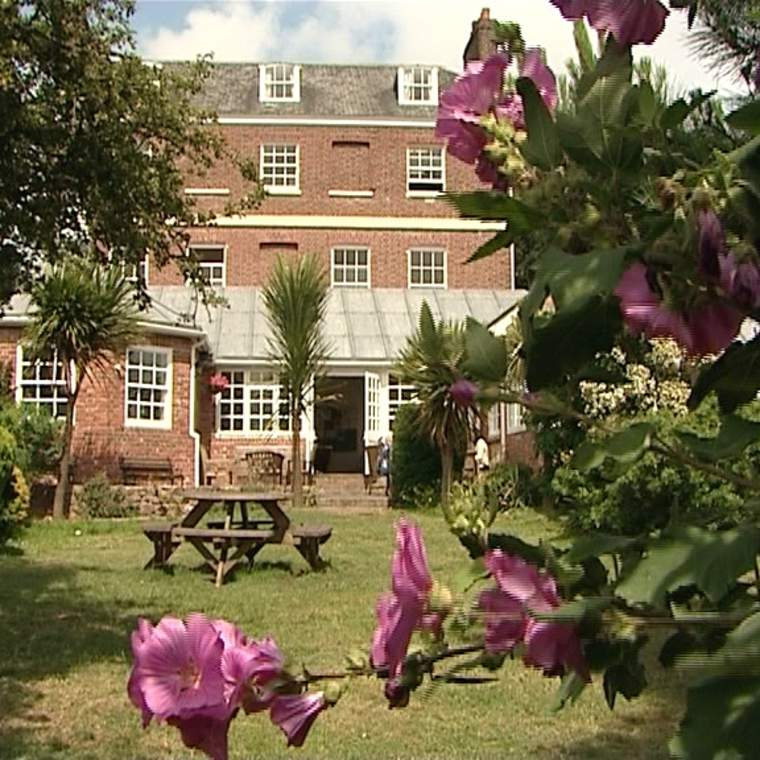 Englisch Sprachschule Exeter, England