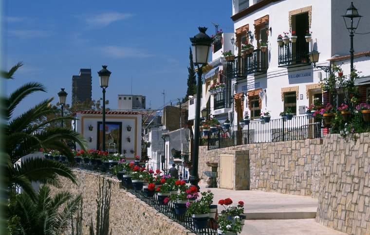 Spanisch Sprachschule Alicante, Spanien