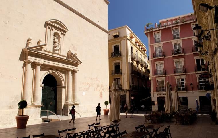 Scuola di spagnolo ad Alicante, Spagna