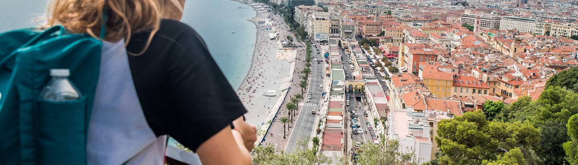 Französisch Schülersprachreise Nizza, Frankreich