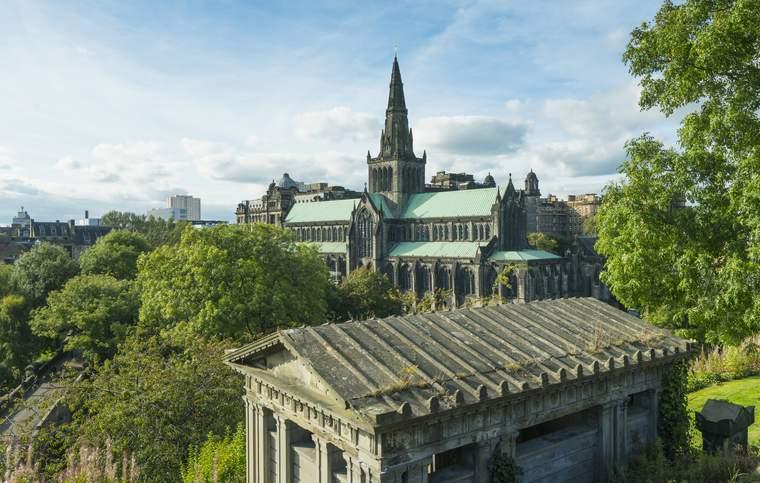 Escuela de inglés en Edimburgo, Escocia