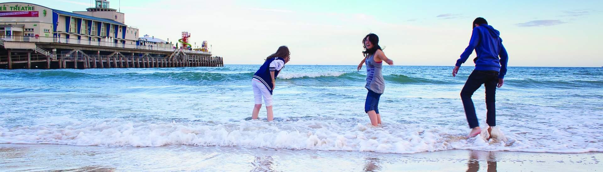 Englisch Schülersprachreise Bournemouth, England