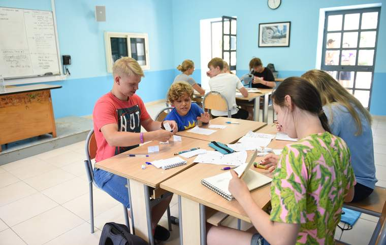 Escuela de idiomas Rabat, Malta