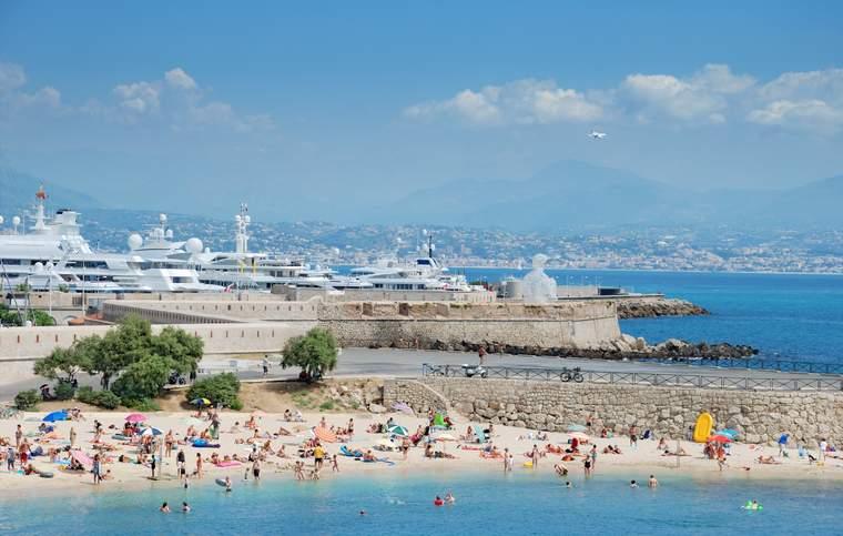Französisch Sprachschule Antibes, Frankreich