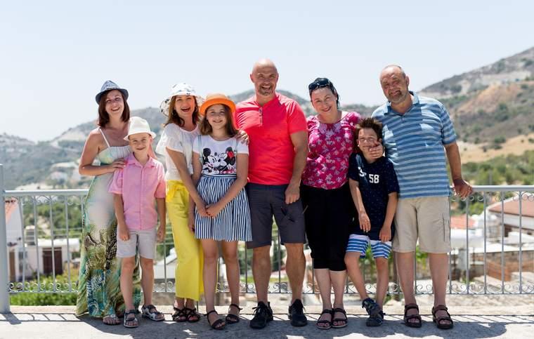 Familiensprachschule in Limassol, Zypern