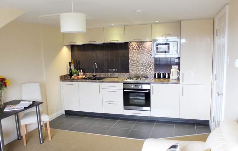 Apartamentos Silver Spring, Exeter, Inglaterra
