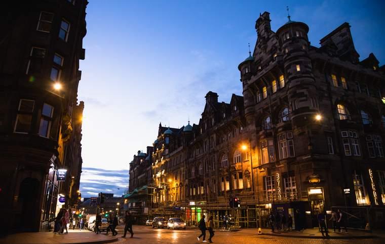 Englisch Sprachcamps Edinburgh