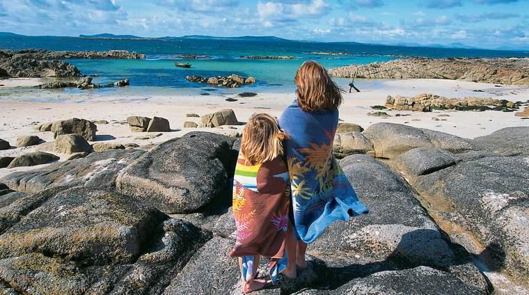 Englisch Familiensprachreise Galway, Irland