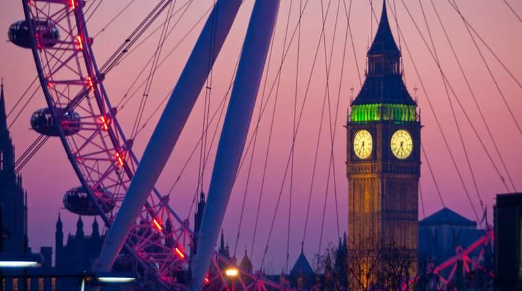 Englisch Familiensprachreise London, England