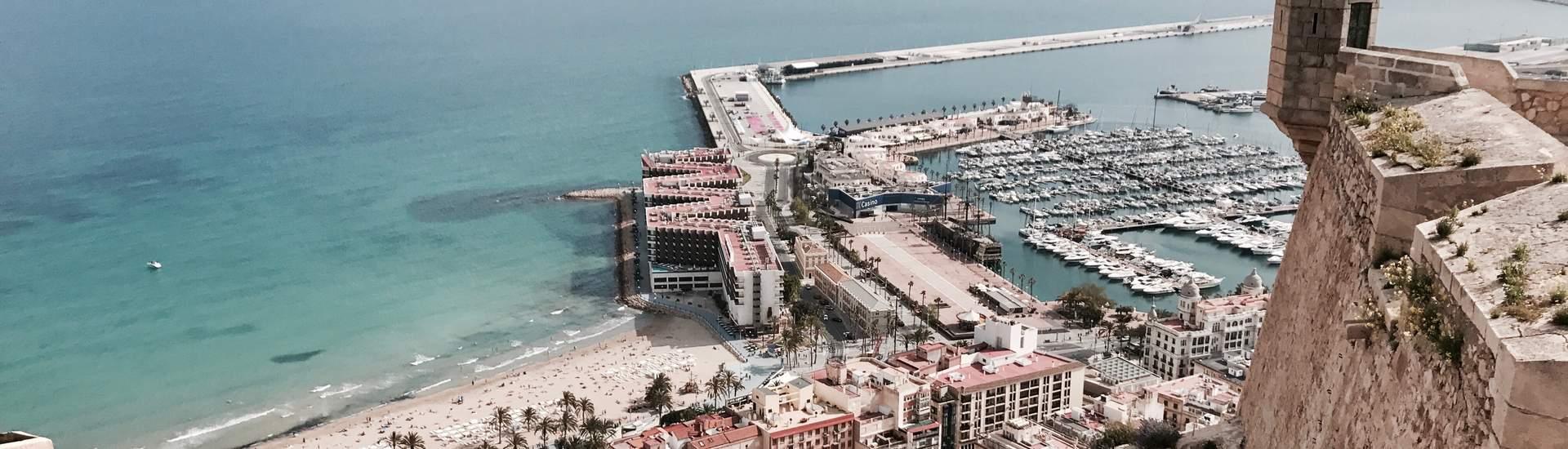 Vacanza-studio per famiglie Alicante, Spagna