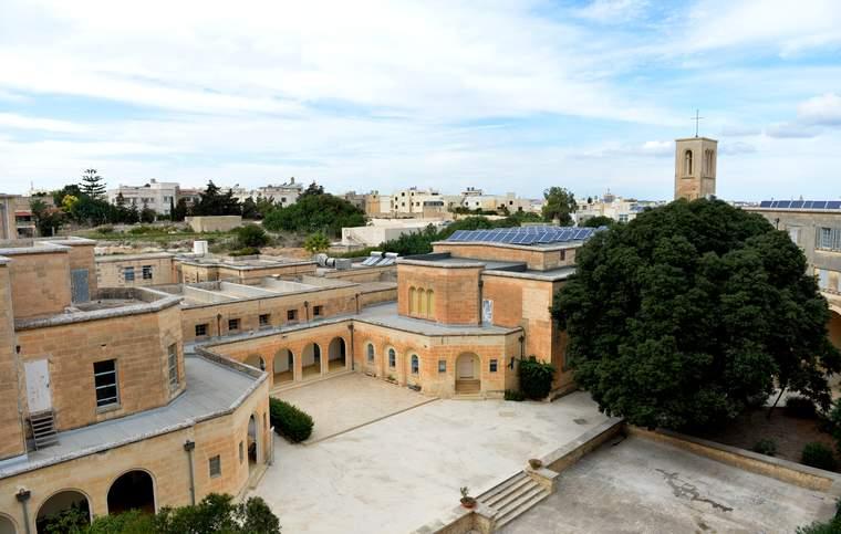 Schulresidenz, Rabat, Malta