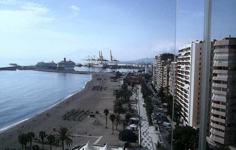 Privatunterkunft, Málaga, Spanien