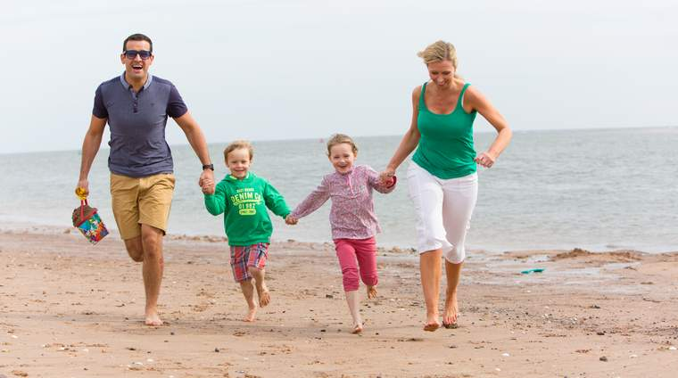 Vacanza-studio per famiglie a Exeter, Inghilterra