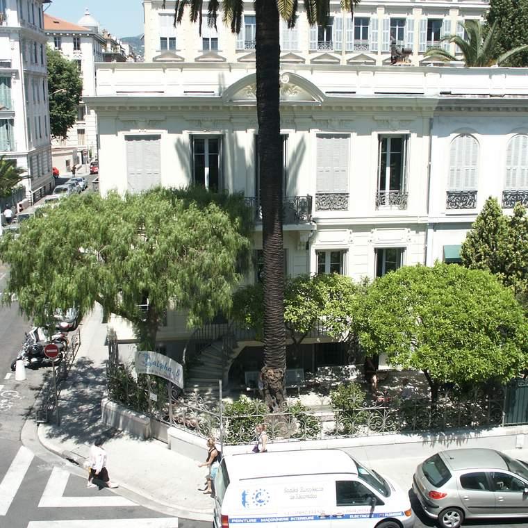 Französisch Sprachschule Nizza, Frankreich