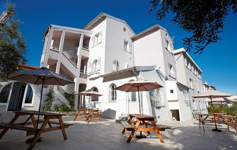 Familienstudios in Antibes, Frankreich