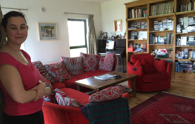Alojamiento en familia anfitriona, Wexford, Irlanda