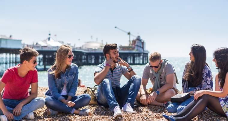 Vacanza-Studio Inglese per studenti Brighton, Inghilterra