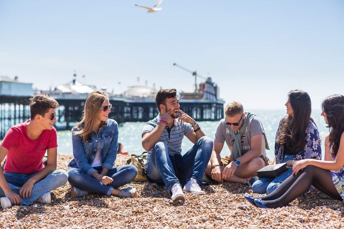 Englisch Schülersprachreise Nach Brighton England
