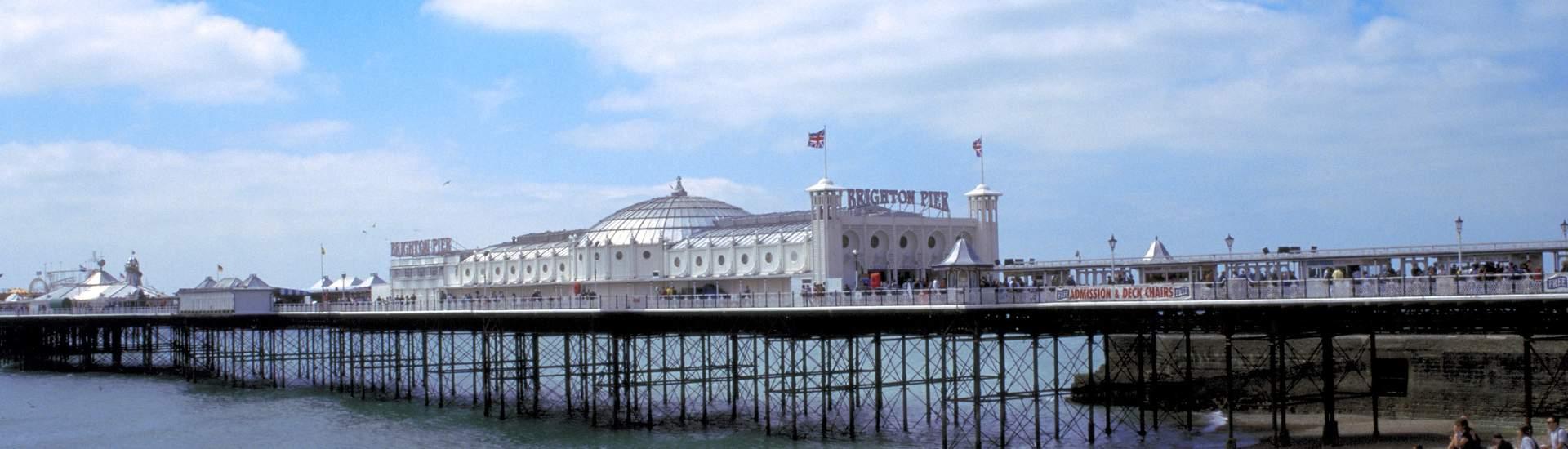 Corsi di inglese per famiglie Brighton, Inghilterra