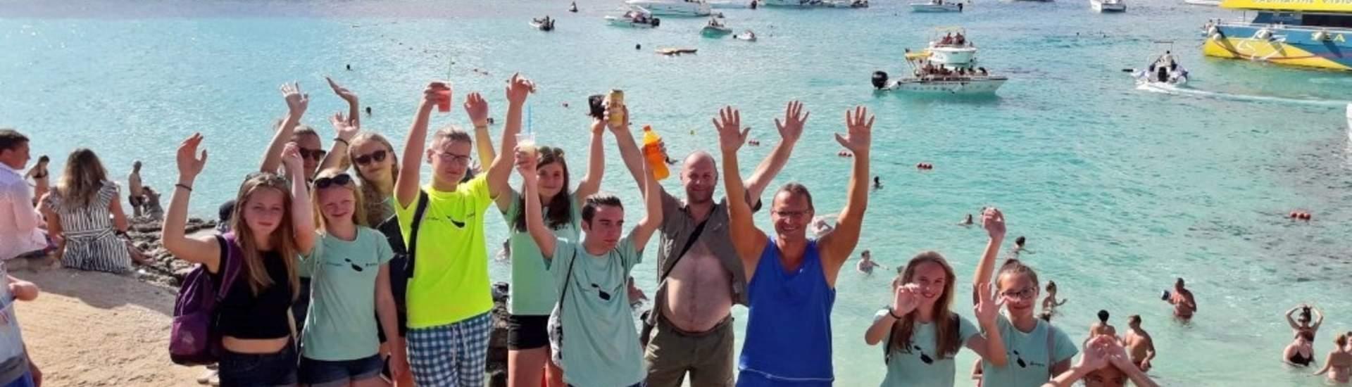 Englisch Schülersprachreisen Spinola Bay, Malta