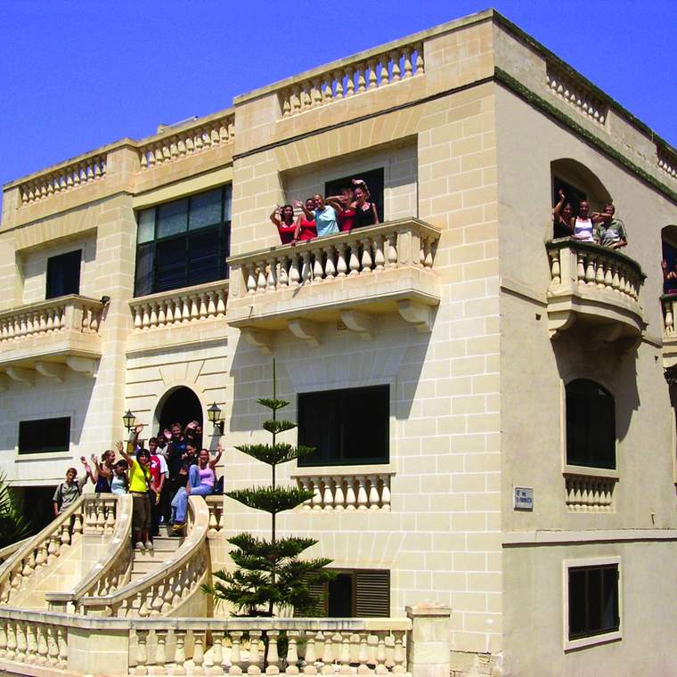 Scuola d'Inglese a St. Paul's Bay, Malta