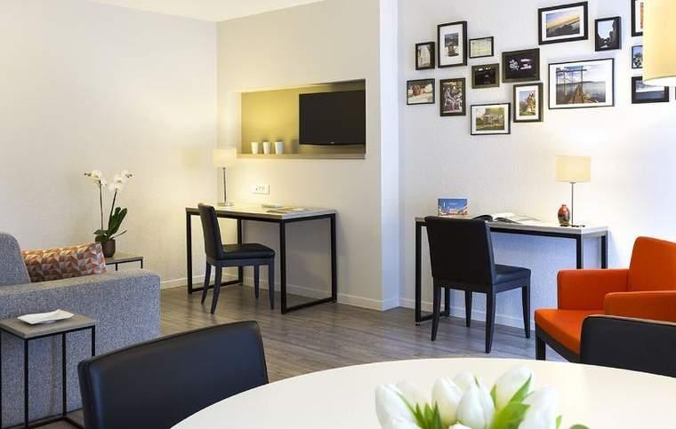 Aparthotel ***, Montpellier, Frankreich